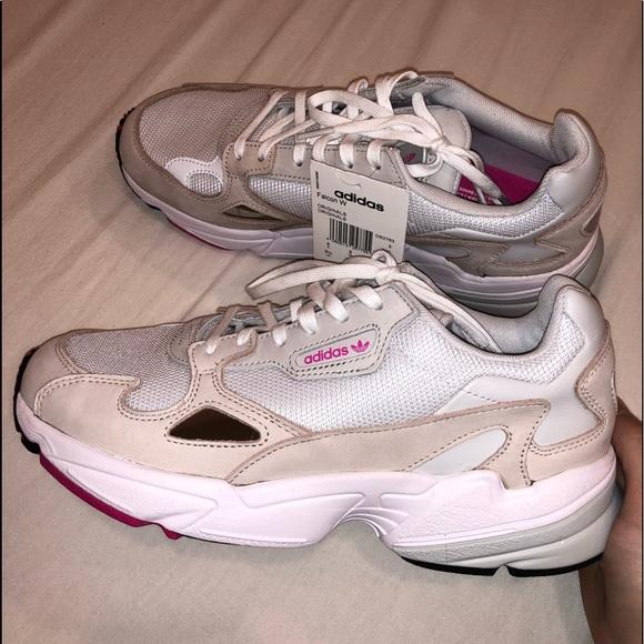 Womens Adidas Originals Falcon Shoes